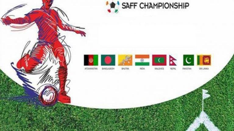 साफ च्याम्पियनसिप फुटबल : नेपाल समूह 'ए'मा