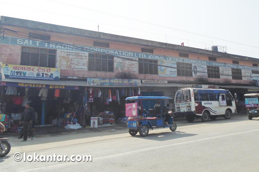 अस्थायी राजधानी धनगढीमा सरकारी 'मल्टी कम्प्लेक्स' भवन बन्ने