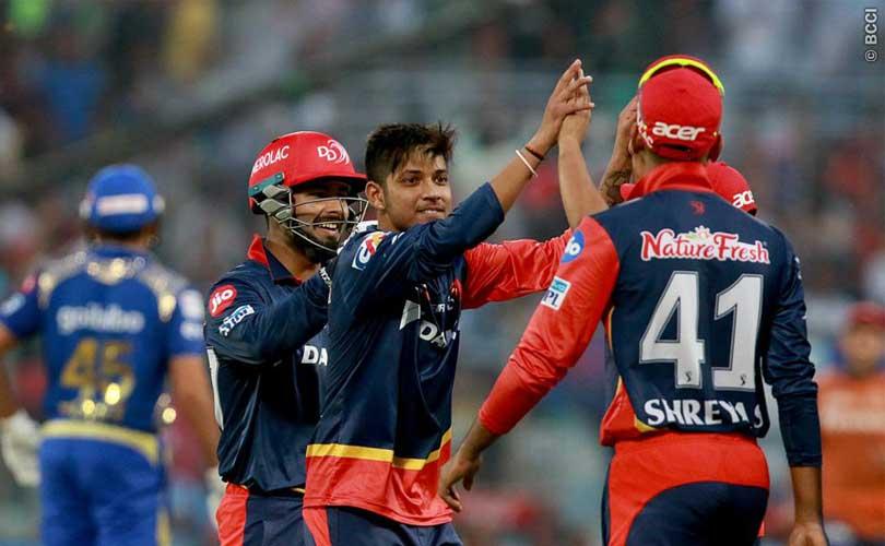 आईपीएलमा दिल्लीको जीत, सन्दीप लामिछाने चम्किए