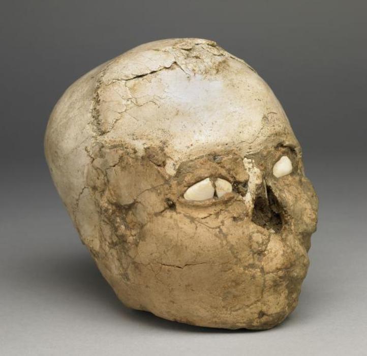 साढे नौहजार वर्ष पुरानो मानिसको अनुहार यस्तो थियो !