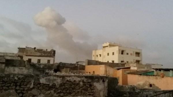 सोमालियामा आत्मघाती आक्रमण, १८ जनाको मृत्यु