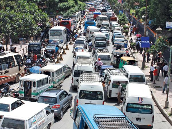 ३०५ यातायात समिति नरहने, बाबुरामको पालामा भएको थियो 'घातक' निर्णय
