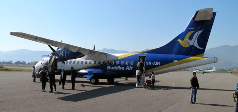 नेपालगञ्ज–नयाँदिल्ली सोझै उडान भर्ने तयारीमा बुद्ध एयर
