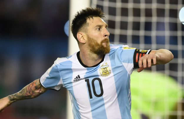 अन्ततः अर्जेन्टिना विश्वकपमा छनोट, मेस्सीको ह्याट्रिक