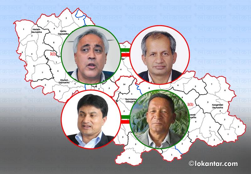 गुल्मीमा चुनावी कर्मचारी खटनपटनमा 'राजनीति', न्यायाधीश र सीडीओको जुँगाको लडाई