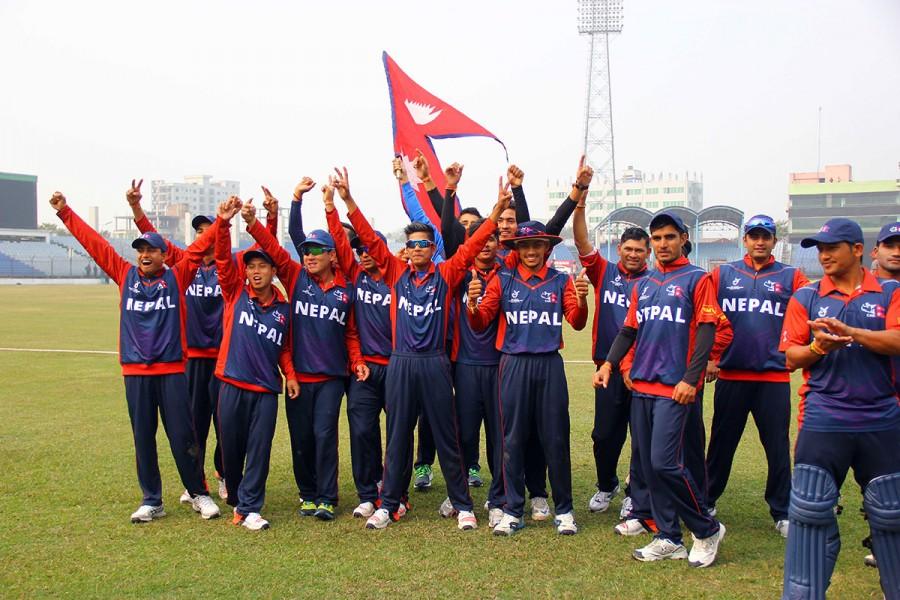 यू–१९ एसिया कप क्रिकेटका लागि नेपाली टोलीको घोषणा
