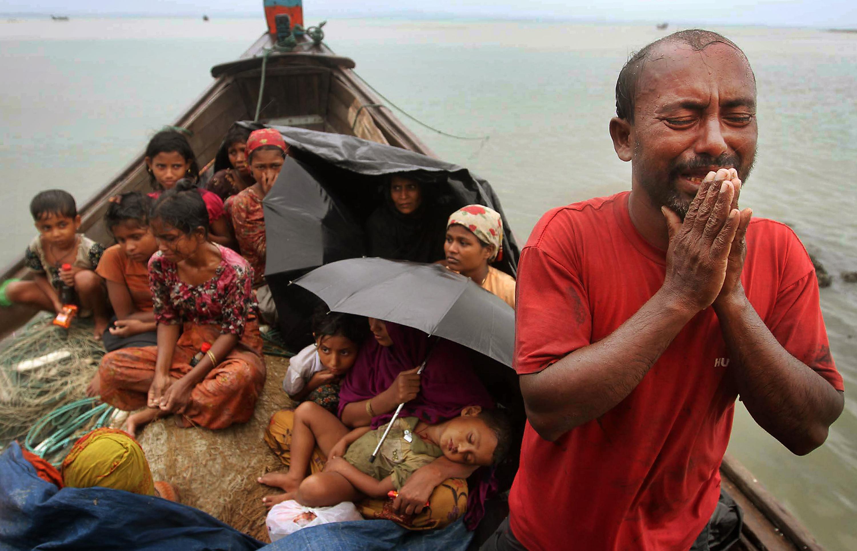 रोहिंग्या संकट : भारत, चीनदेखि पश्चिमा देशहरूको आ–आफ्नै स्वार्थ