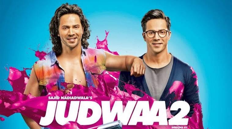 'जुडवा २' फिल्म समीक्षा : कमजोर कथा, छाडा जोकहरूको संग्रह