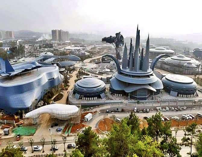 चीनको हुँदैन कसैसँग तुलना : बनायो अद्भुत संरचना