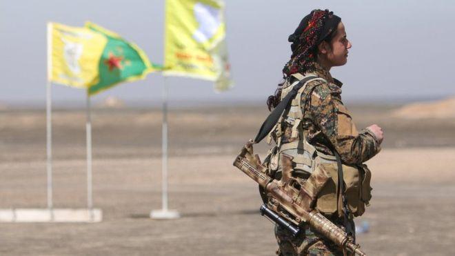 सिरियामा आइएस पराजित, अब अमेरिकी सैनिक फर्किएला ?