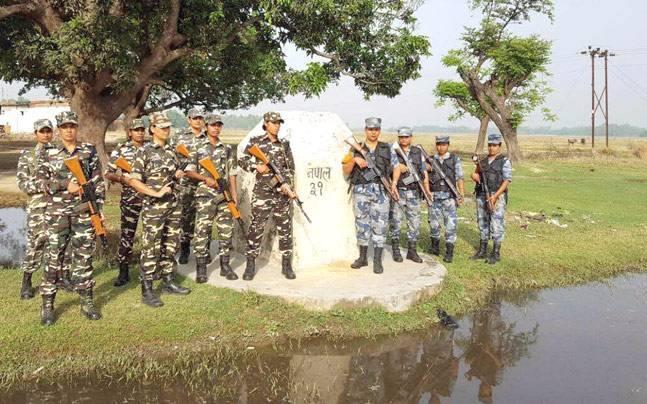 सीमा सुरक्षा गर्ने सशस्त्र प्रहरी सदरमुकाममै