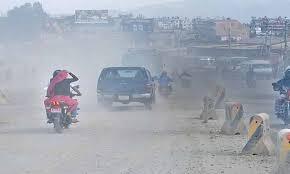धूलो-धूवाँमा निस्सासिएको राजधानी