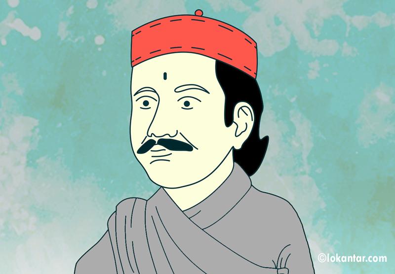 सन्दर्भ भानु जयन्ती–खण्डहर बन्दै आदिकविको जन्मघर