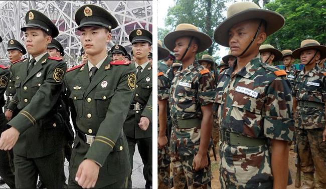 नेपाल–चीन संयुक्त सैनिक अभ्यास : यसकारण तर्सिनु पर्दैन भारत