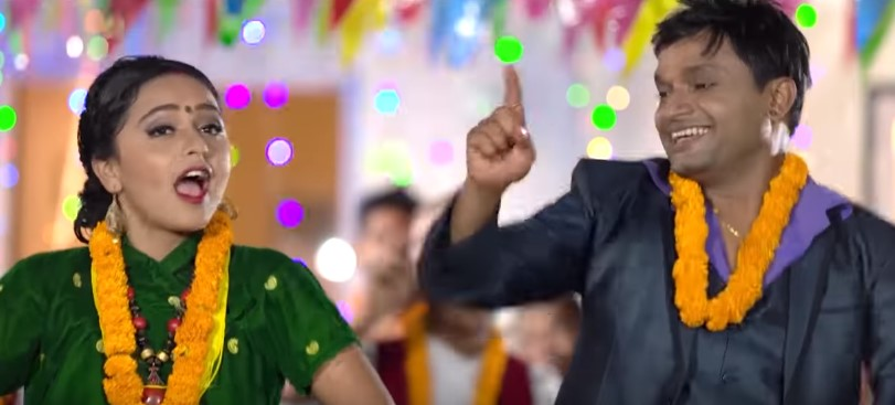 पशुपति शर्माको 'तिहारैमा देउसी रे' [भिडियो]