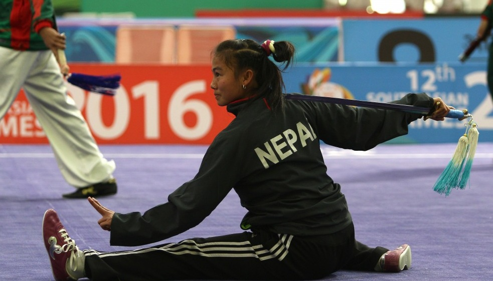 आठौँ राष्ट्रिय खेलकूद प्रतियोगिताका लागि खेलाडी छनोट