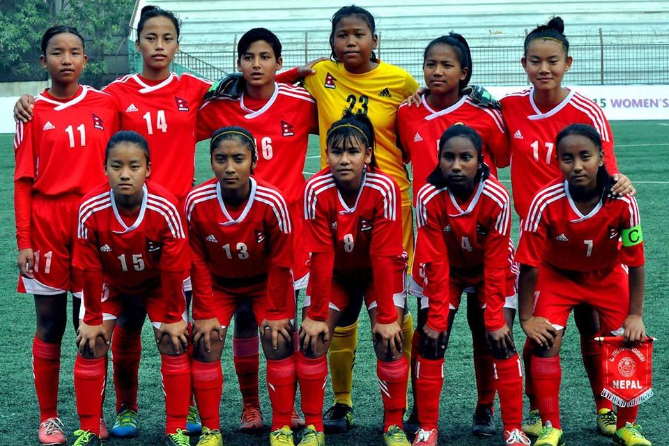 नेपाल र मलेसियाबीचको खेल बराबरी