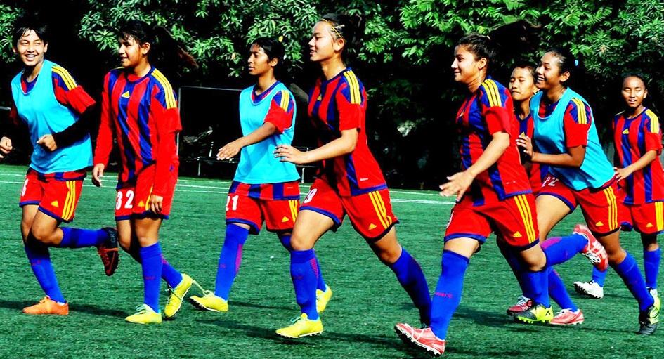यू–१५ महिला साफ : फाइनल प्रवेशका लागि नेपाल भारतसँग भिड्दै