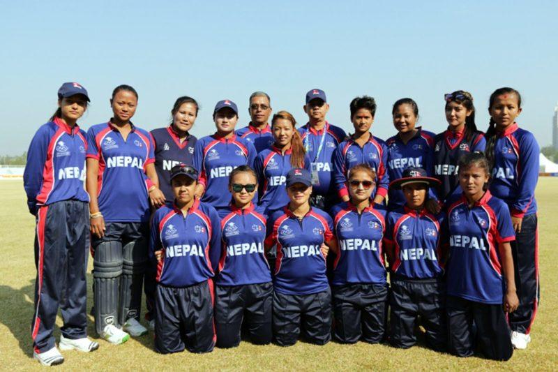 आइसिसी महिला विश्वकप :नेपाल र हङकङले अंक बाँडे