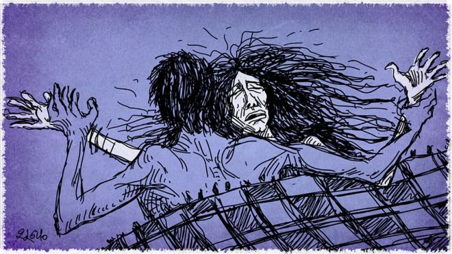 एक कारुणिक कथा : 'हर रात ओछ्यानमा मलाई पतिले राक्षस जस्तो उपभोग गर्थ्यो'