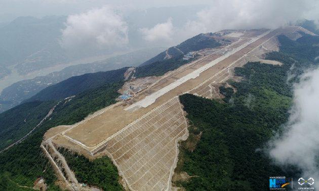 चीनको यो विमानस्थल बनाउन हुनेछ २७३२ करोड रुपैयाँ खर्च !