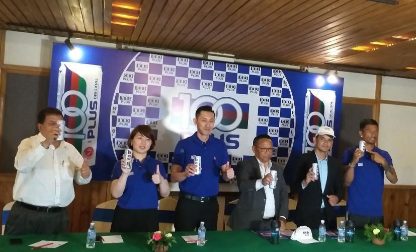 मलेसियाको नम्बर एक आइसोटनिक ड्रिंक '१०० प्लस' अब नेपालमा