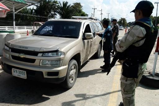 थाइल्याण्डमा ७ जना विद्रोही लडाकू गिरफ्तार