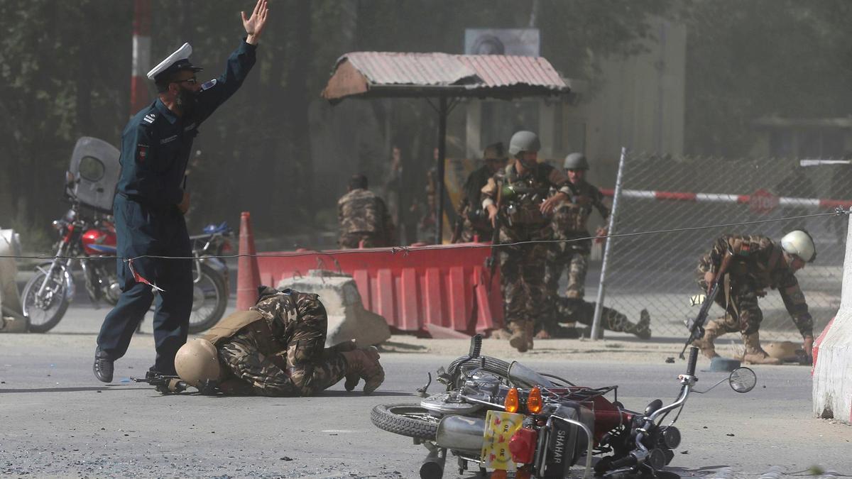 काबुलमा भिषण हमला, ट्रक बम बिस्फोटमा चारको मृत्यु, ९० जना घाइते