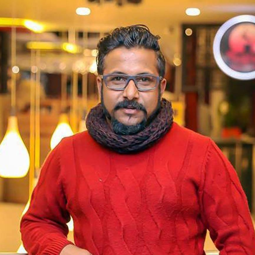 पत्रकार अर्जुन गिरी पक्राउ