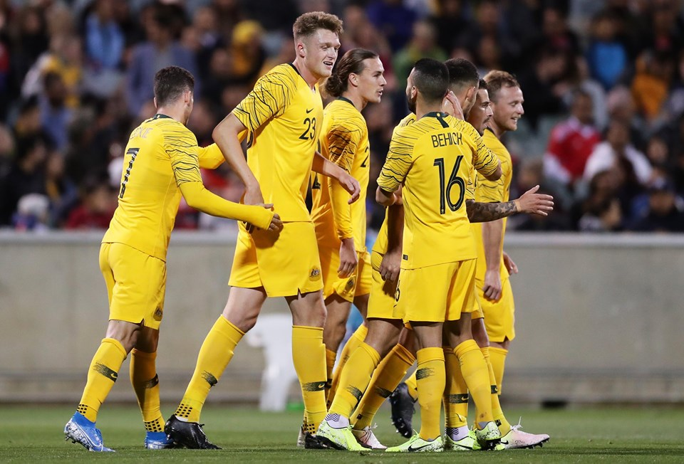 विश्वकप छनोट : अस्ट्रेलियासँग नेपाल ५-० ले पराजित