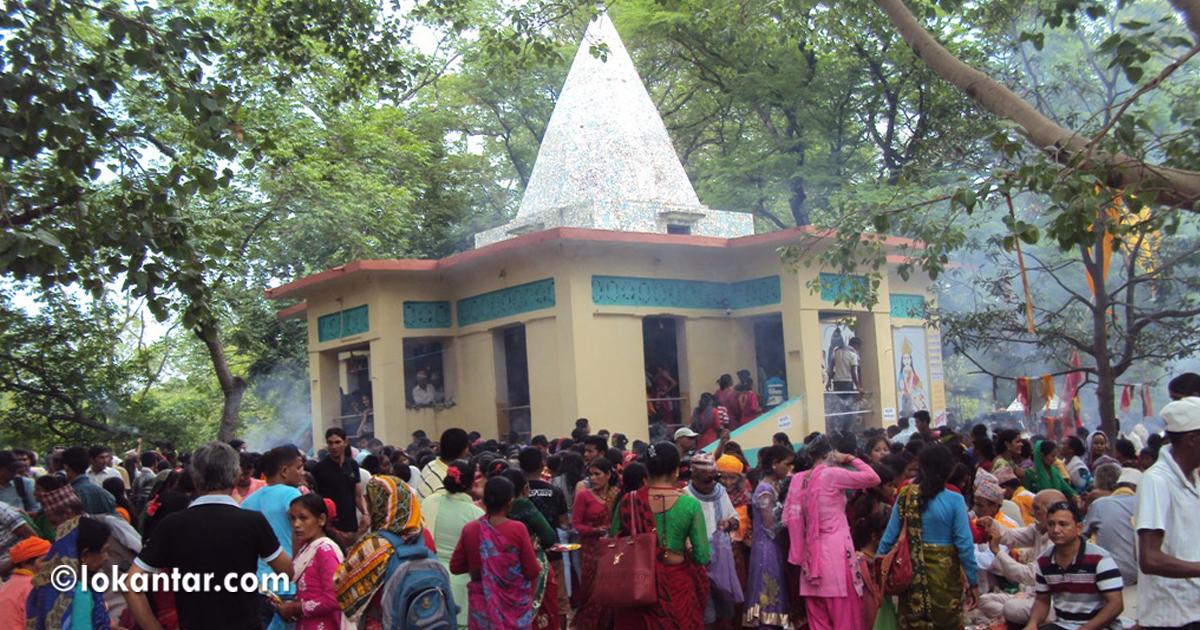 धार्मिक पर्यटनको गन्तव्य बेहडाबाबामा गंगा दशहरा मेला : के छ ऐतिहासिक महत्त्व ?