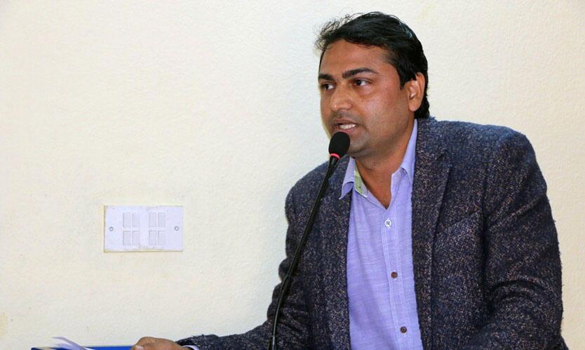 प्रचारका प्रविधिबारे बुझ्न विश्वदीपको नेतृत्वमा नयाँशक्ति प्रचार विभागको टोली भारत जाँदै