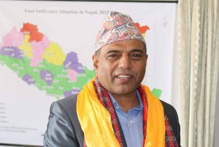 नेपालमा कृषि क्षेत्रमा अध्ययन र अनुसन्धानको पाटो निकै फितलो : मन्त्री खनाल