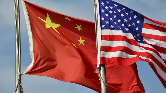 खुम्चियो चीन–अमेरिका व्यापार