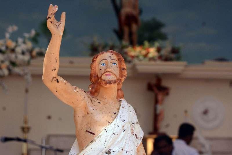 श्रीलंकामा शृंखलाबद्ध विस्फोट र हताहती : धार्मिक तनावको दुष्परिणाम