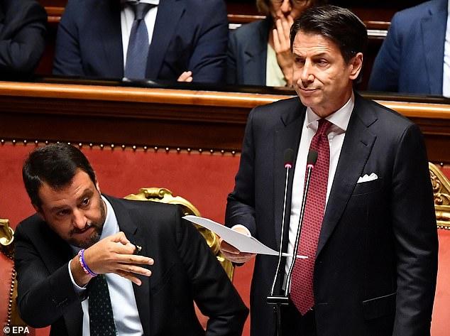 इटलीमा सत्ता संघर्ष : प्रधानमन्त्रीले दिए राजीनामा, सरकार बनाउन दलहरूबीच वार्ता