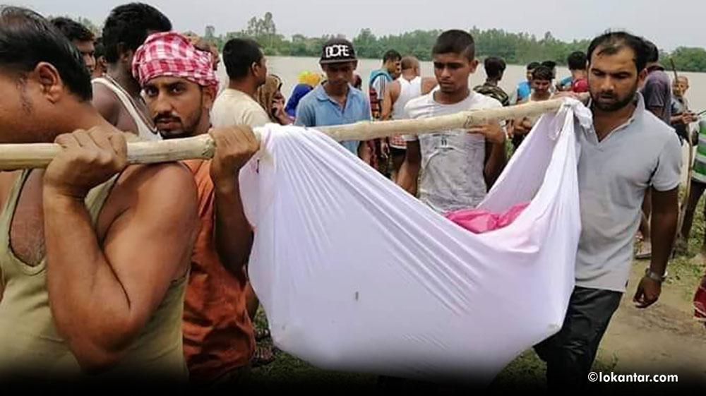 तराईमा बाढी र डुबानको कहर : कसैले परिवार गुमाए, कसैको बास नै छैन
