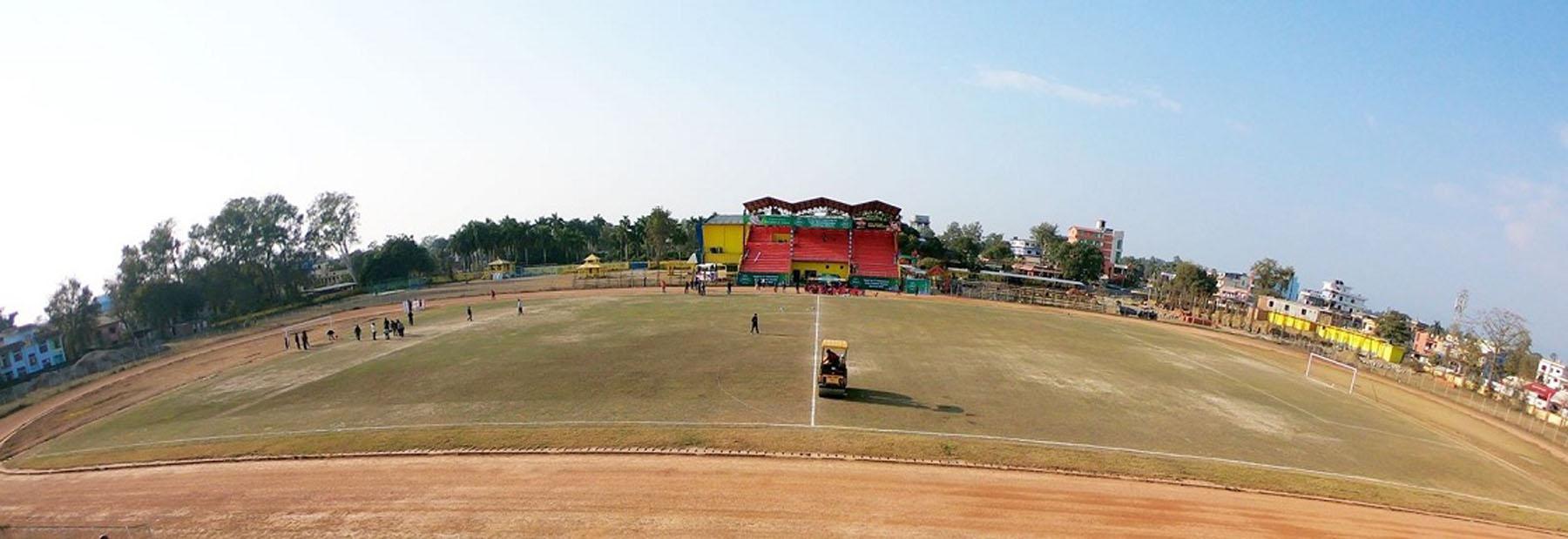 खप्तड गोल्डकप आजदेखि, उद्घाटन खेलमा सुदूरपश्चिम–११ र मेची नेत्रालयबीच प्रतिस्पर्धा