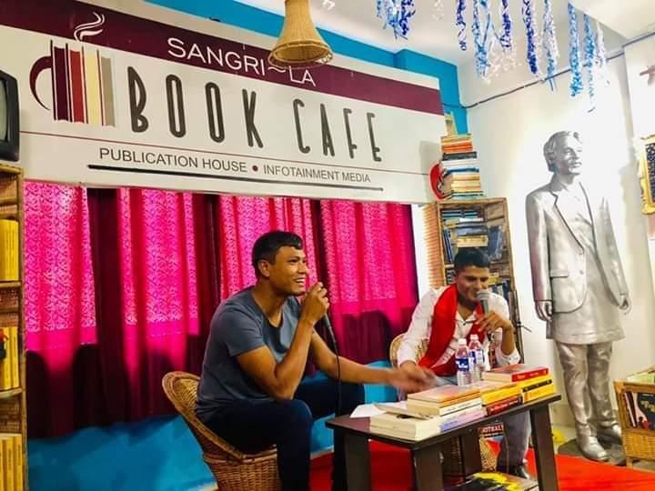 नेपालका लेखक र काल्बुङका पाठकबीच अन्तरसंवाद