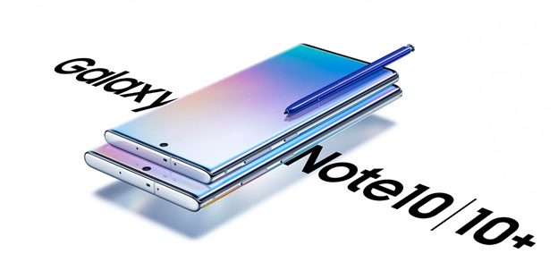 ग्यालेक्सी नोट १० : पावरफूल डिजाइन, आकर्षक र उपयोगी फोन