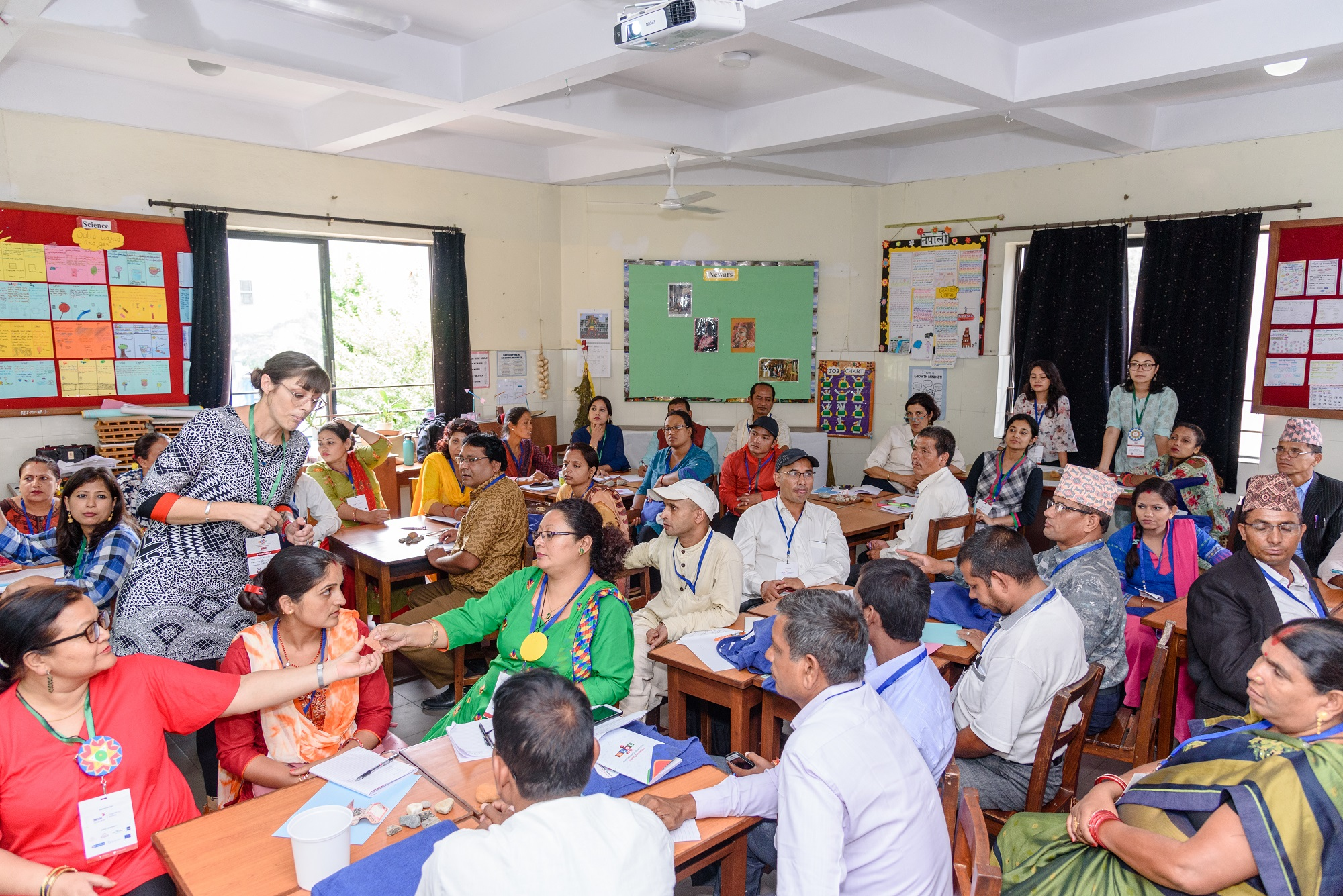 'विज्ञान प्रविधि अन्तर्राष्ट्रिय युवा सम्मेलन' कात्तिकमा