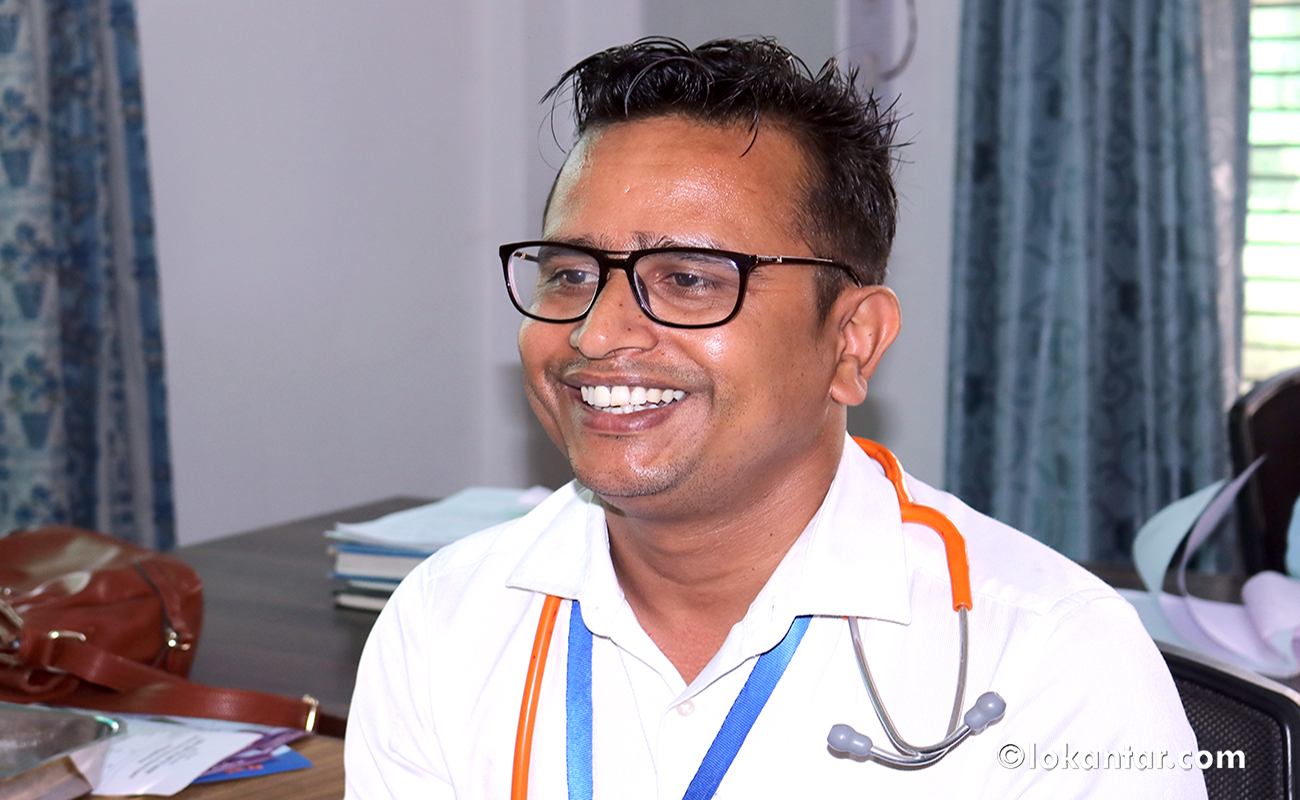 शुक्रराज ट्रपिकल तथा सरुवा रोग अस्पताल टेकुका प्रवक्ता डा. अनुप बास्तोला