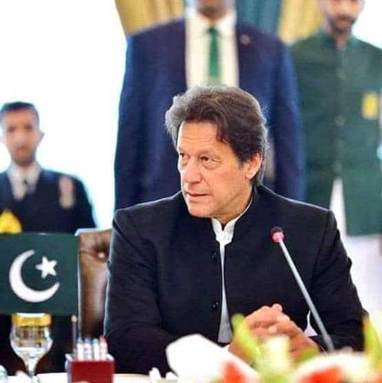 पाकिस्तानी प्रधानमन्त्री खान  न्यूयोर्कमा