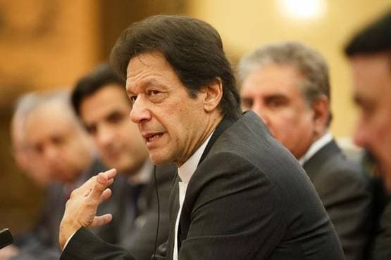 पाकिस्तानी प्रधानमन्त्री इमरान साउदी भ्रमणमा