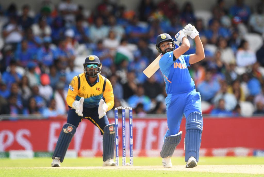 भारतद्वारा श्रीलंका पराजित, रोहित र राहुलको शतक