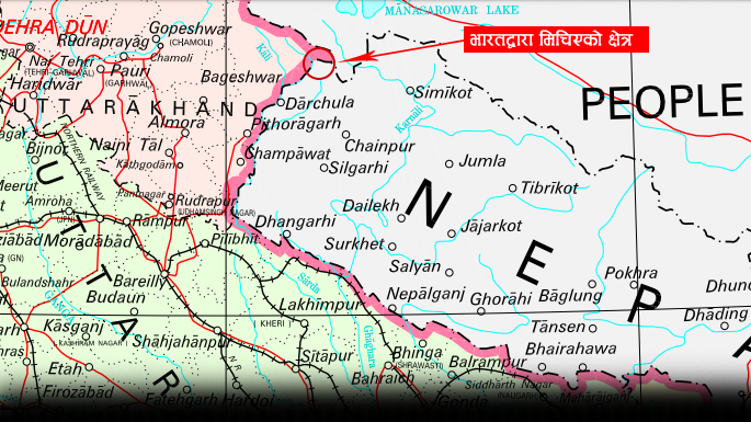 कवितामार्फत साहित्यकारहरूले फिर्ता मागे भारतबाट अतिक्रमित नेपाली भूमि