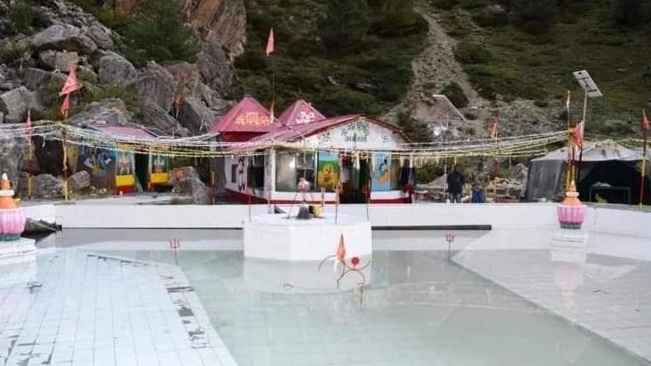 नेपाली भू–भागमा भारतले बनाएको मन्दिर
