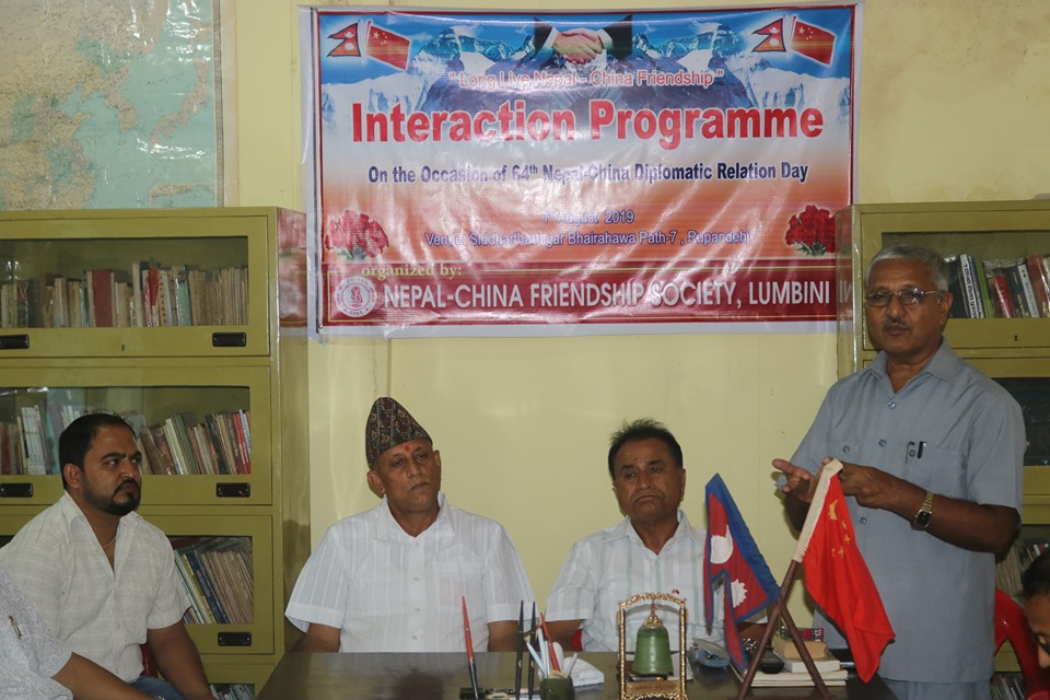 लुम्बिनीमा चिनियाँ पर्यटकको चर्चा, तीनै तहका सरकारले पहल गर्नुपर्नेमा जोड