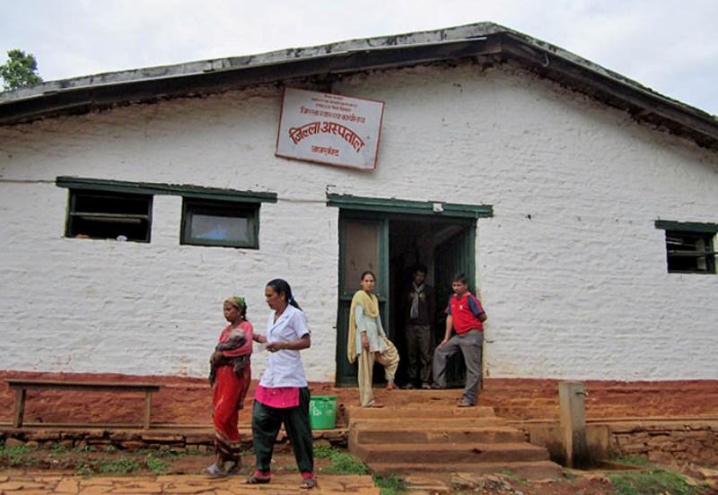 जाजरकोट अस्पताल : जसले टिकट काट्छ उसैले पैसा चलाउँछ