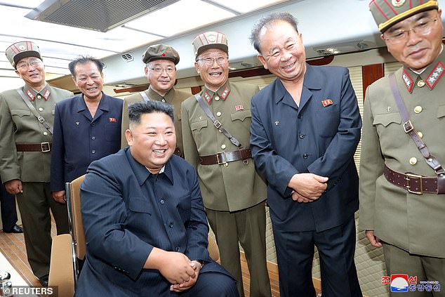 उत्तर कोरियाद्वारा फेरि क्षेप्यास्त्र परीक्षण
